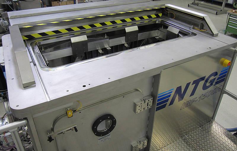 Ionenstrahlbearbeitungsanlage-IBF-1500R