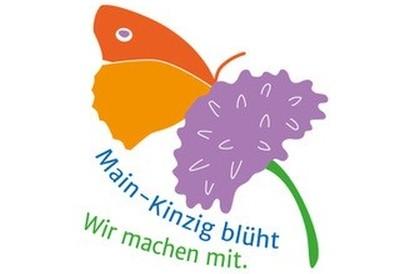 Logo Main-Kinzig blüht. Wir machen mit.