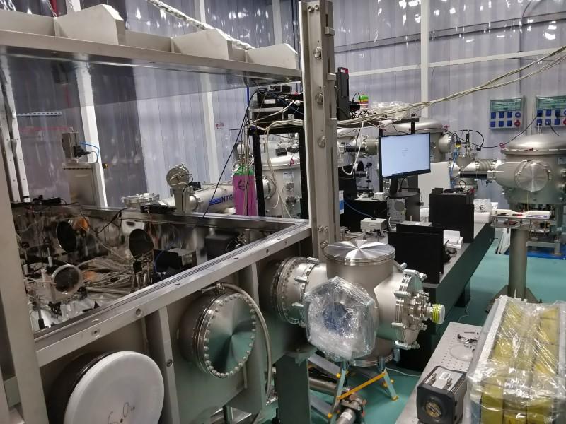 NTG in der Laserforschung
