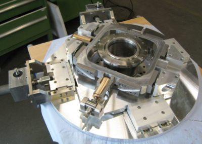Prototyp einer Vakuum-Verstelleinheit